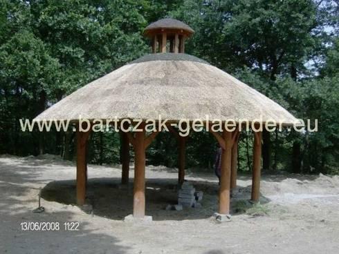Pavillon garten holzpavillon gartenpavillon gartenlaube holzpavillon von j b baubetreuung ug - Holzpavillon garten ...