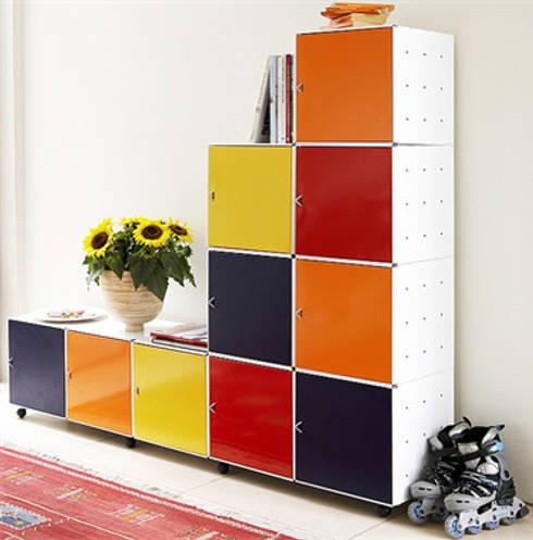 Salones de estilo  de Cubestore