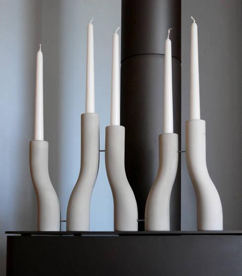 123 Kerzenleuchter:  Haushalt von Dörfel-Design