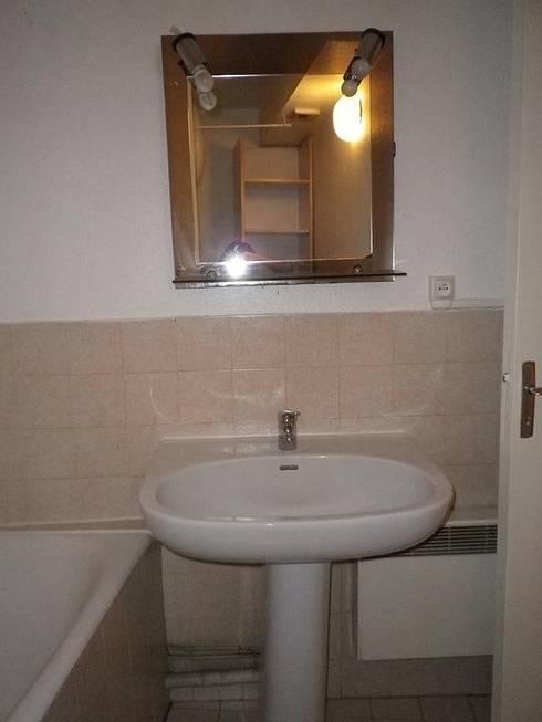 Salle de bain Avant Travaux - Vue 7:  de style  par Aparté conseils