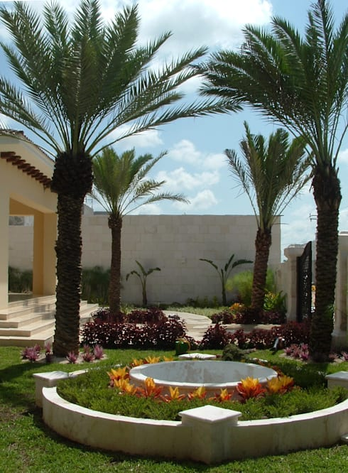 Jardines de estilo moderno de EcoEntorno Paisajismo Urbano