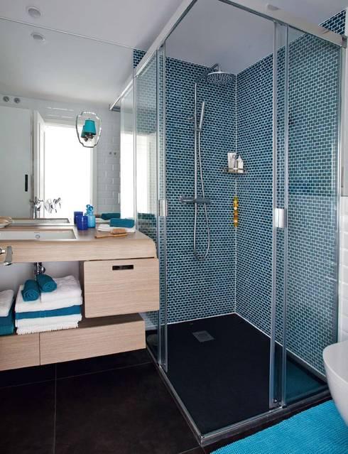 حمام تنفيذ Bescos-Nicoletti Arquitectos