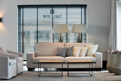 showroom sallier wohnen auf sylt von sallier wohnen sylt homify. Black Bedroom Furniture Sets. Home Design Ideas