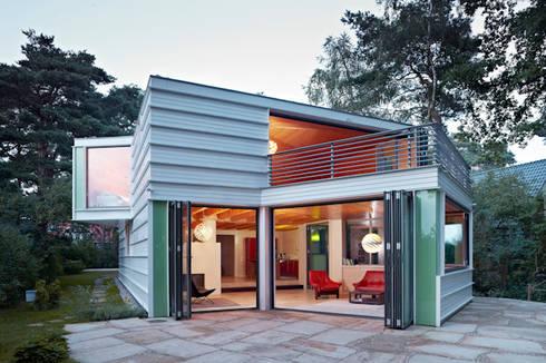 haus am see von archibaldb ro homify. Black Bedroom Furniture Sets. Home Design Ideas
