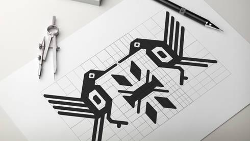 Proceso creativo: Hogar de estilo  por MoMé - Mobiliario México