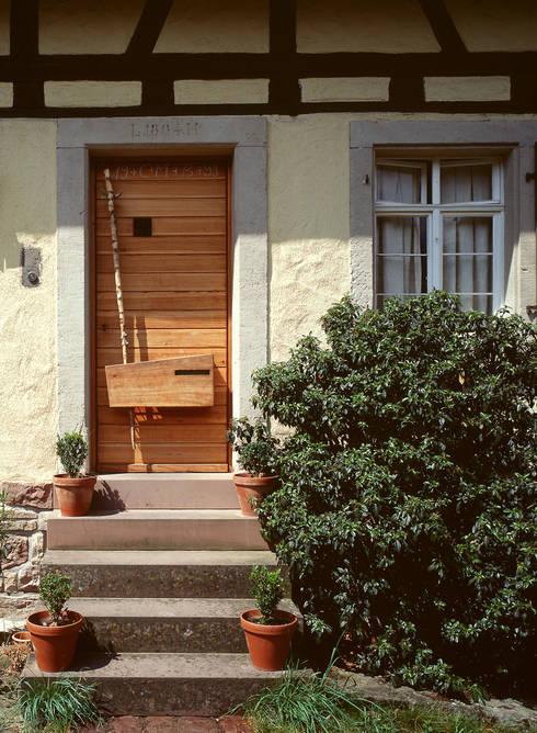 Projekty,  Okna zaprojektowane przez Kohlbecker Gesamtplan GmbH