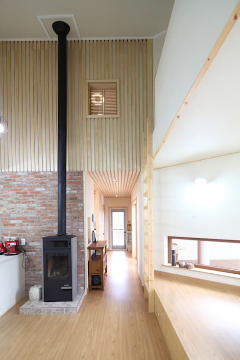 Столовые комнаты в . Автор – 주택설계전문 디자인그룹 홈스타일토토