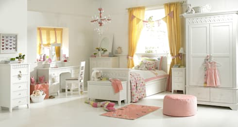 Merveilleux Daisy Brambles Bed: Country Nursery/kidu0027s Room By Little Lucy Willow