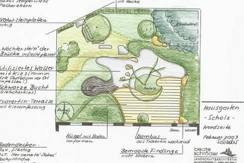 beate schr der landschaftsarchitektin japanischer garten. Black Bedroom Furniture Sets. Home Design Ideas