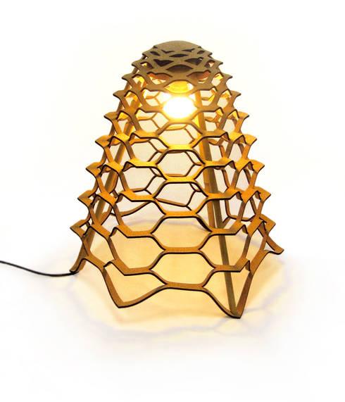 corkmatters lamps door tiago sa da costa studio homify. Black Bedroom Furniture Sets. Home Design Ideas