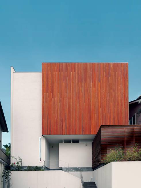 HOUSE M・Y: nagena が手掛けた家です。