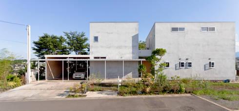 SHR house: sun tan architects studioが手掛けた家です。