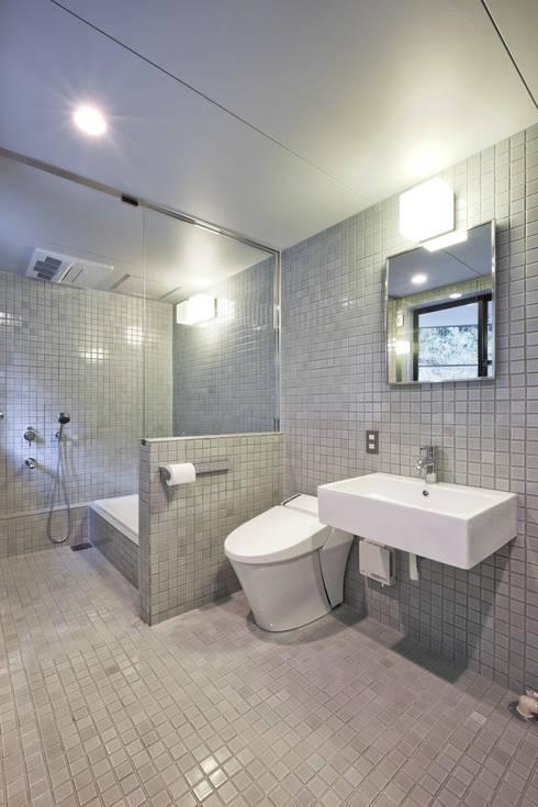 A/T: トルク一級建築士事務所が手掛けた浴室です。