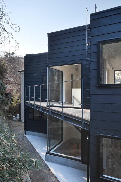 A/T: トルク一級建築士事務所が手掛けた家です。