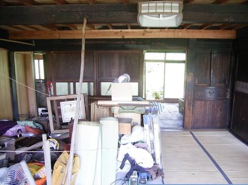 森の家 ダイニング(before): 井上貴詞建築設計事務所が手掛けたです。