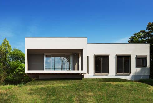 Y7-house 「海の見えるセカンドハウス」: Architect Show co.,Ltdが手掛けた家です。