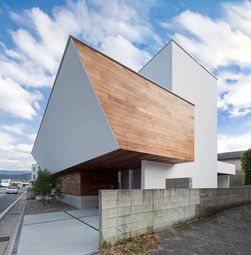 A2-house「shell house」: Architect Show co.,Ltdが手掛けた家です。