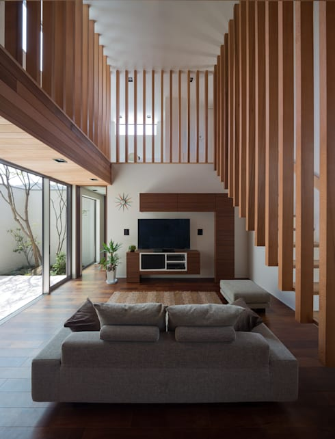 Maisons de style  par Architect Show co.,Ltd