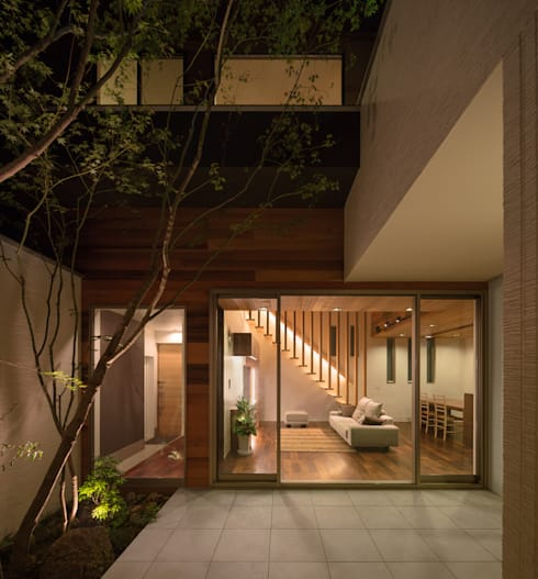 Casas  por Architect Show co.,Ltd