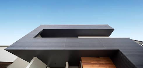 D-house 「多角形の家」: Architect Show co.,Ltdが手掛けた家です。