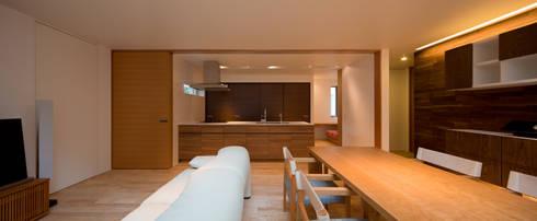 U3-house 「回廊の家」: Architect Show co.,Ltdが手掛けたです。