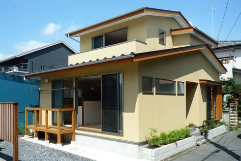 外観: 石井設計事務所/Ishii Design Office が手掛けた家です。