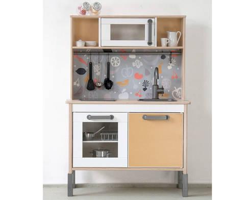 Pimp Deine IKEA Kinderküche Mit Dem Folienset FRUKTIG.: Skandinavische  Kinderzimmer Von Limmaland GbR