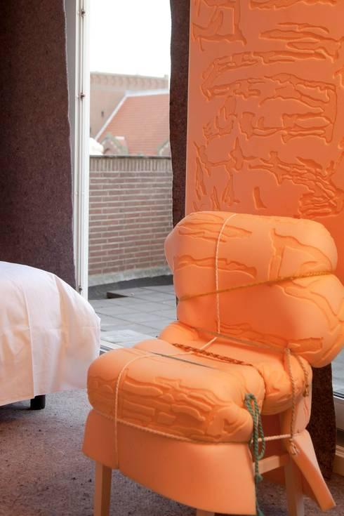 Mattress Room:  Hotels door Roos Soetekouw Design