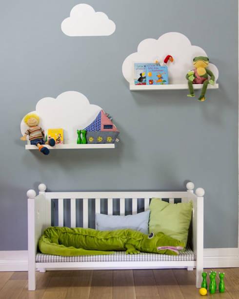 Wolkenreich   Stickerset Für IKEA RIBBA Bilderleisten: Skandinavische  Kinderzimmer Von Limmaland GbR