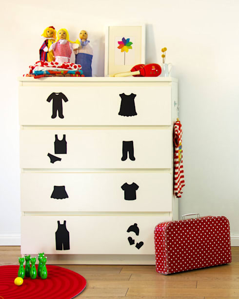 kinderzimmer neu gestalten von limmaland gbr homify. Black Bedroom Furniture Sets. Home Design Ideas