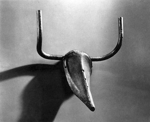 Tête de Taureau, 1942 Pablo Picasso.: Arte de estilo  de Momentos a Medida