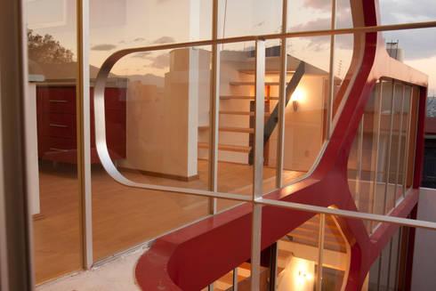 ATZ Living: Terrazas de estilo  por Craft Arquitectos