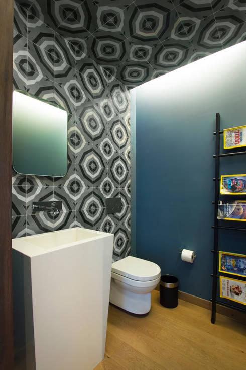 Casas de banho  por Concepto Taller de Arquitectura
