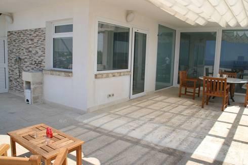 Appartamento con vista mare e giardino in vendita a Santa Maria al ...