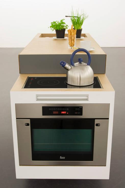 Kitchen by krinola
