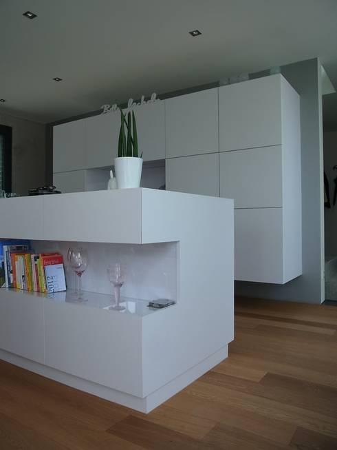 minimalistic Kitchen by Firma