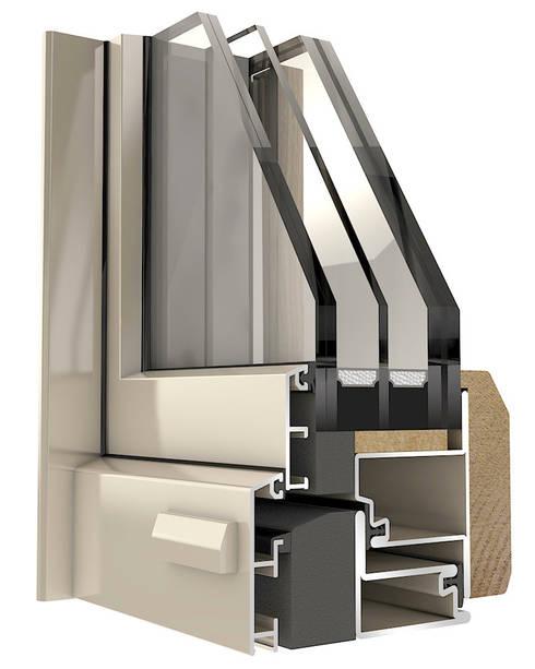 Puertas y ventanas de estilo  de SolidART Digital Architecture