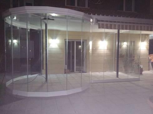 Proyectos 2015: Terrazas de estilo  de INTERIORIZA XAMORALL SL