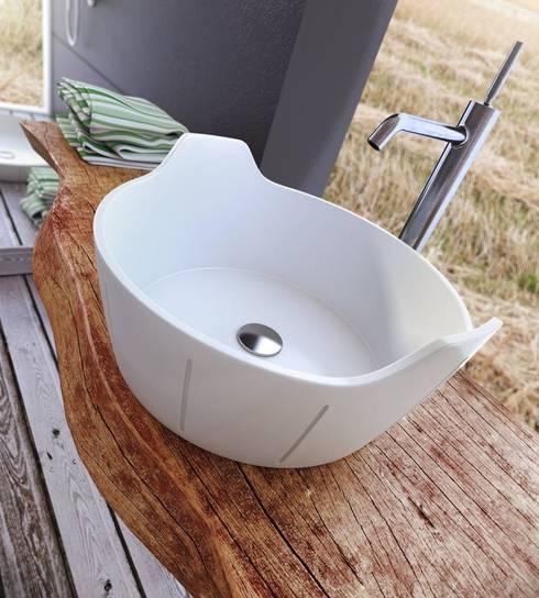 Baños de estilo clásico por MyBath