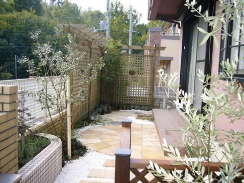 ローメンテナンスガーデン 2007: アーテック・にしかわ/アーテック一級建築士事務所が手掛けた庭です。