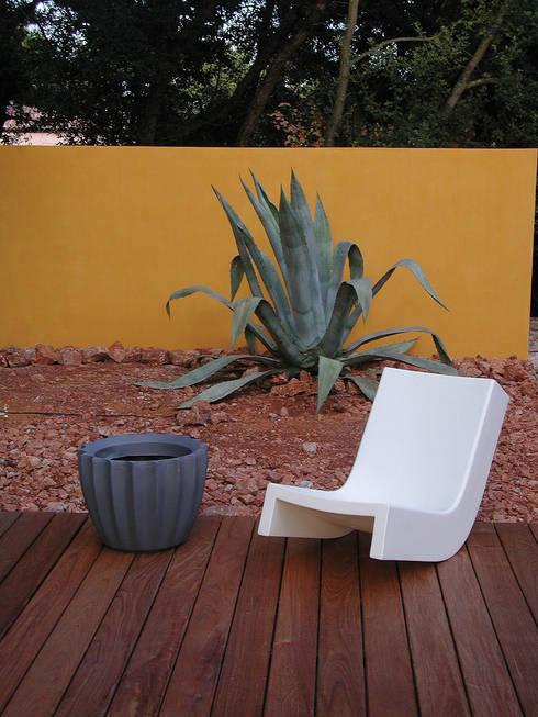 Jardín de estilo  por Ociohogar