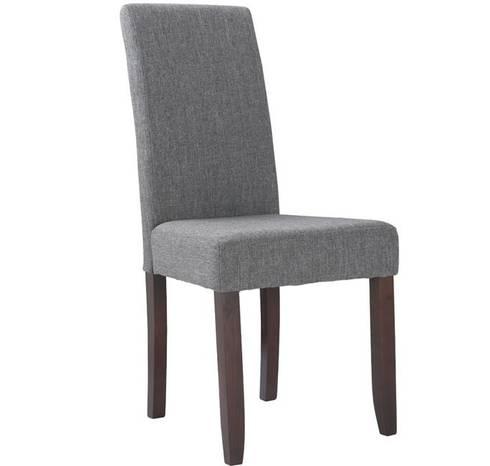 Muebles en gris de domensino homify - Sillas comedor grises ...
