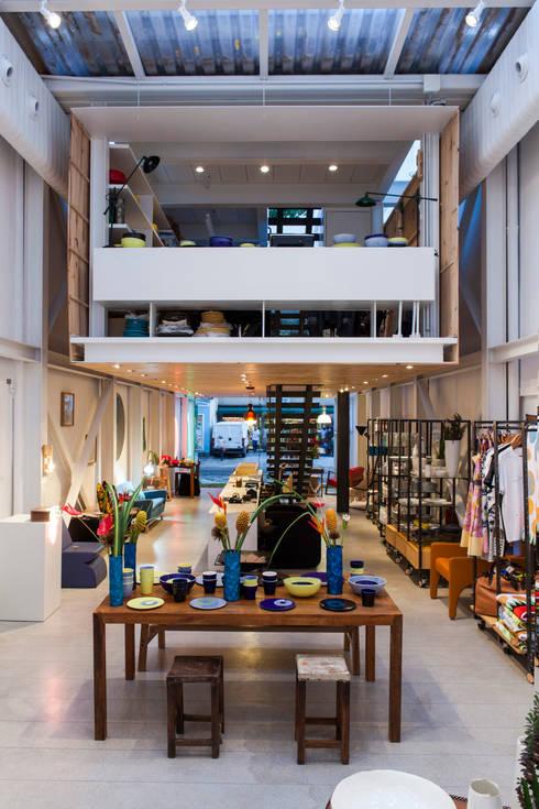 Galeria nacional por zemel arquitetos homify for Homify galerias