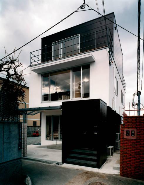 外観: 井戸健治建築研究所 / Ido, Kenji Architectural Studioが手掛けた家です。