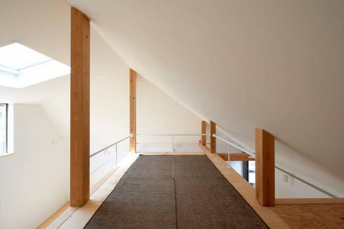 ロフト: (有)菰田建築設計事務所が手掛けた和室です。