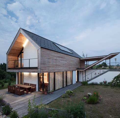 Gol 2 einfamilienhaus by g o y a architekten homify - Architektur kubus ...