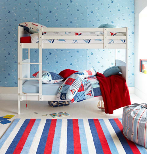 Детская комната в . Автор – ASPACE