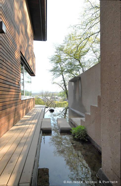 Haus am Hang II:  Häuser von Ablinger, Vedral & Partner