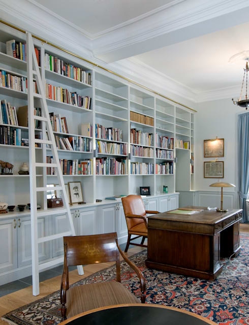 classic Study/office by homify