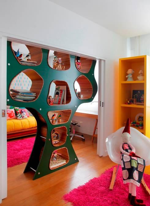 Oba! Arquitetura:  tarz Çocuk Odası